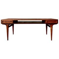 Johannes Andersen, Rosewood Coffee Table