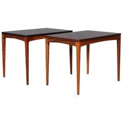 Johannes Andersen Set of Side Tables