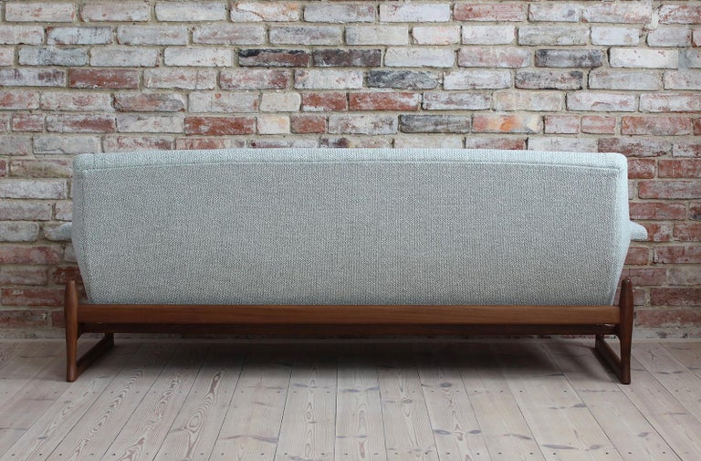 Johannes Andersen Sofa Set, AB Trensums, Mid-Century Modern, Scandinavian Design For Sale 1