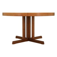 Johannes Andersen Table Danish Design 1960-1970 Vintage