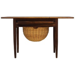 Johannes Andersen Table Vintage 1960s-1970s Danish Design