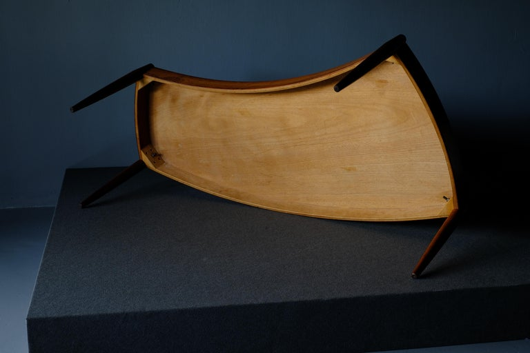 Johannes Anderson Rosewood Coffee Table In Good Condition For Sale In Singapore, SG