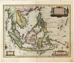 Indiae Orientalis Nova descriptio.