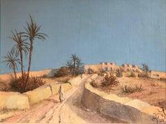 1920's Orientalist Scene, Tripoli