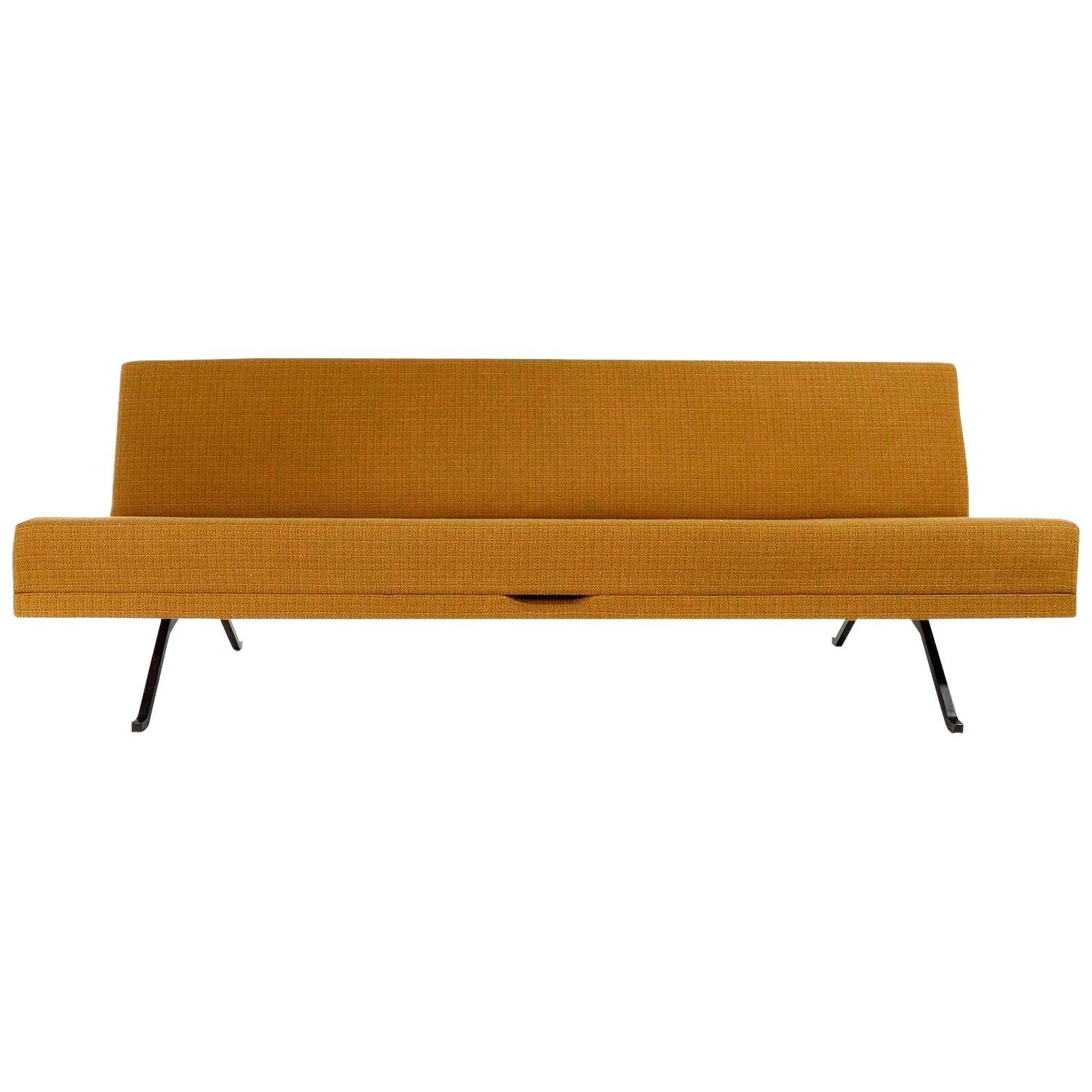 Johannes Spalt 'Constanze' Convertible Daybed Sofa by Wittmann, Austria, 1970s