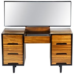 John and Sylvia Reid for STAG, 7-Drawer Dressing Table with Large Mirror, 1960s