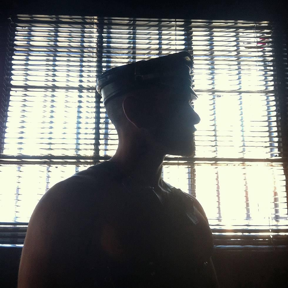 Silhouette of a Leatherman