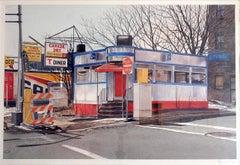 Diner , O.K. Harris Gallery   SoHo Photorealism