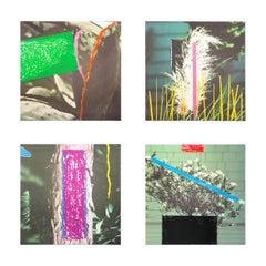 2623 Third Street, Santa Monica, Suite of 4 Lithographs, Contemporary Art
