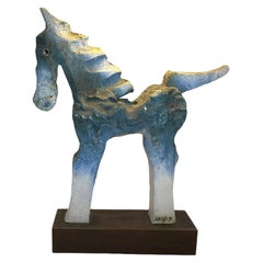 John Balossi Horse Sculpture