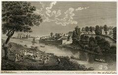 View of Richmond Hill & Palace [..].