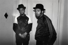 Joseph Simmons and Darryl McDaniels of Run DMC Vintage Original Photograph