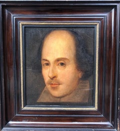 Intimate Portrait of William Shakespeare