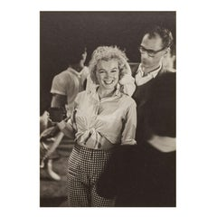 Marilyn Monroe and Arthur Miller 'A Beautiful Candid Moment' by John Bryson