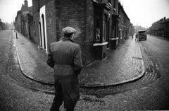 Dividing Street, Black Country, Winter, 1960-1961 - John Bulmer (Photography)