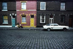 Ford Capri, Manchester, 1977