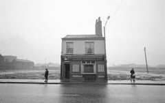 Lonely Pub, Yorkshire, 1964