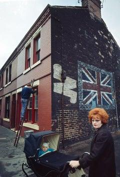Red Head Lady and Pram, c. 1960s - John Bulmer (Photography)