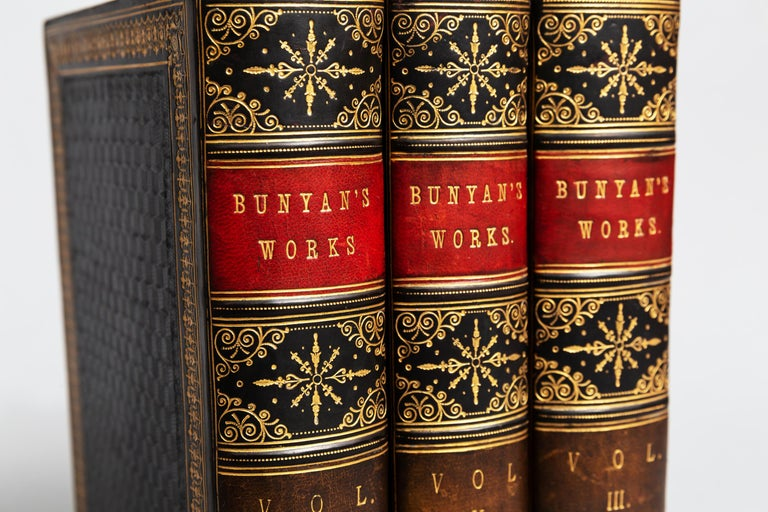 John Bunyan, The Works In Good Condition In New York, NY