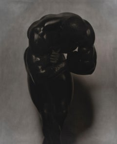 Untitled 20243 - lith silver gelatin print