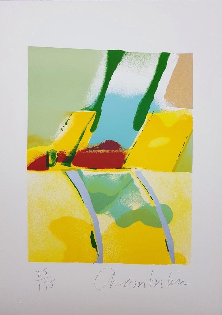 Flashback I - Print by John Chamberlain