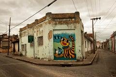 Cuba 159, Limited Edition, Color Photograph, Cuba, Travel, Graffiti