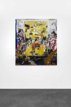 Bad Dog/Good Boy, 2020-21 - John Copeland (Abstract, Figurative Paintings)