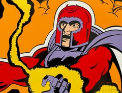 Magneto from the X-Men Suite