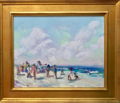 """Cooper's Beach, Southampton"""
