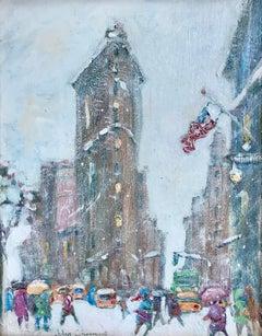 """Flatiron Building, New York"""
