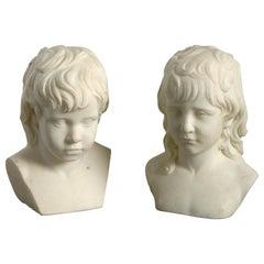 John de Vaere Statuary Marble Busts