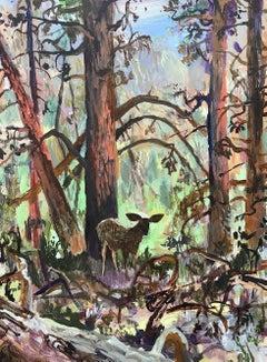 A Deer in Bandelier