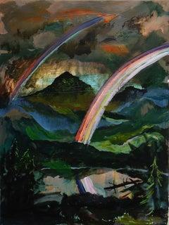 Buffalo Creek Double Rainbow