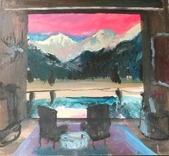 Dark Cabin, Rocky Mountain NP