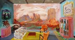 Dusty Spurlocks Rattlesnake Lounge Monument Valley Tribal Park