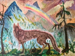 Rainbow Wolf Study