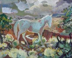 Spotted Horse in the Spotted Hills