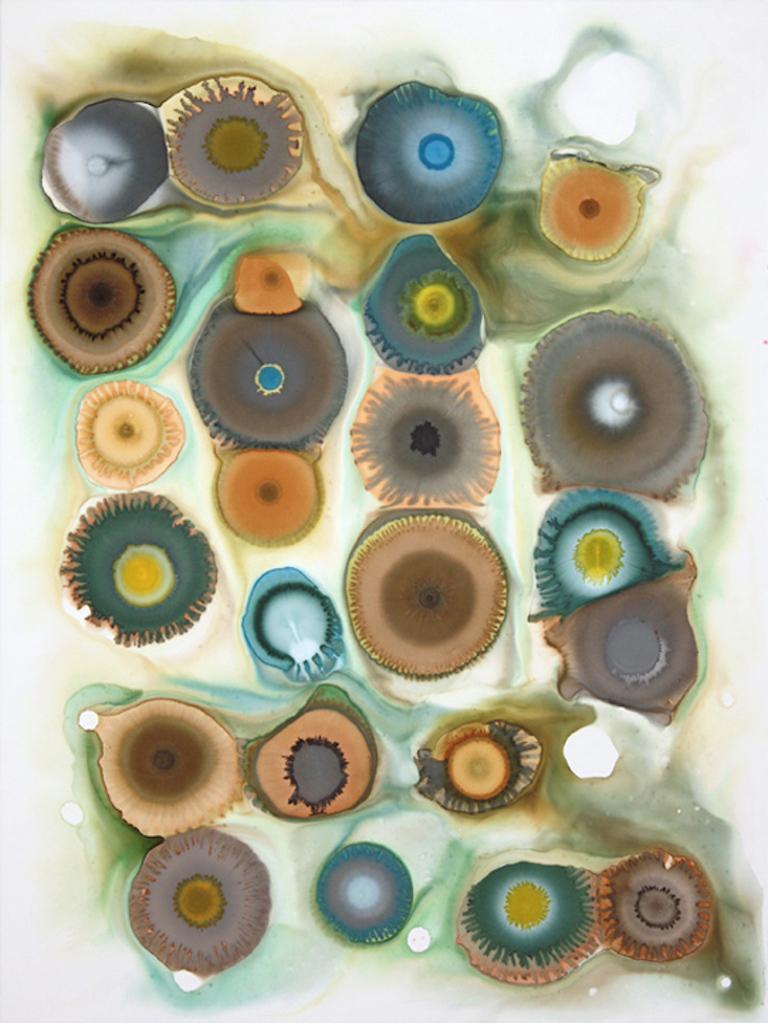 John Dempcy Abstract Painting - Wrecker's Coast