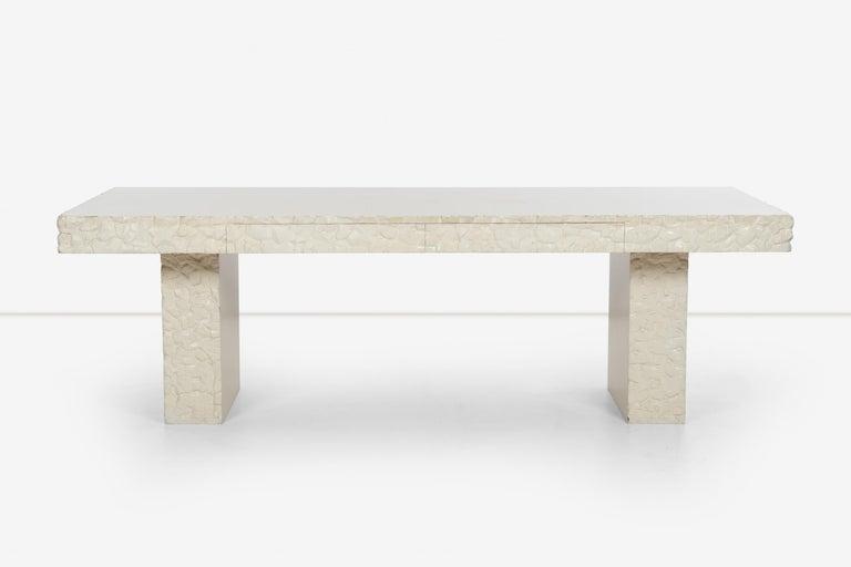 John Dickinson Unique Table/Partners Desk For Sale 5