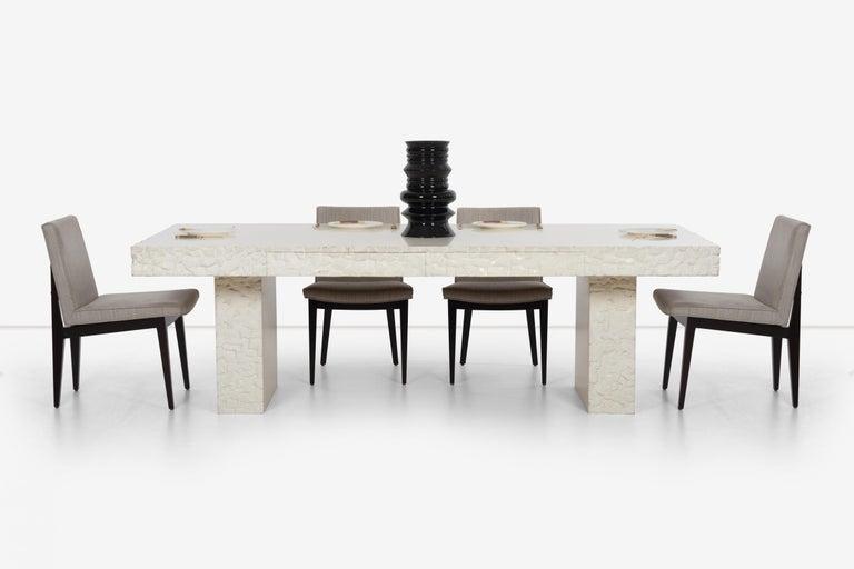 Mid-Century Modern John Dickinson Unique Table/Partners Desk For Sale