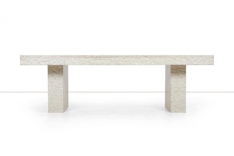 American John Dickinson Unique Table/Partners Desk For Sale