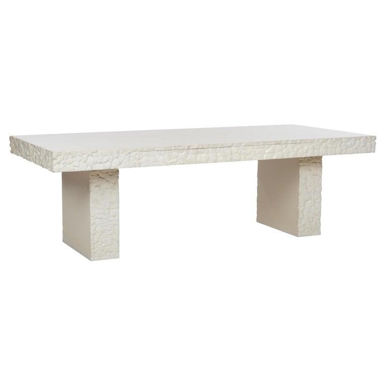 John Dickinson Unique Table/Partners Desk For Sale