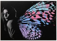 John Doe - In The Wings - Urban Graffiti Street Art