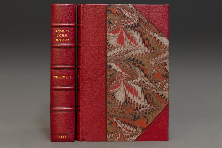 Early 20th Century John Donne, The Poems For Sale