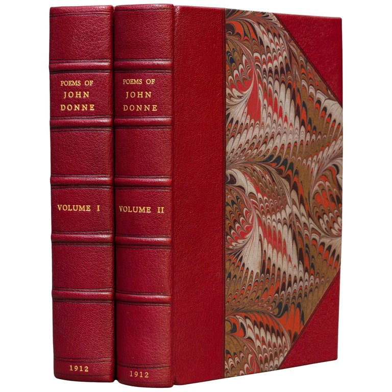 John Donne, The Poems For Sale