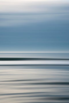 Isle of Palms 95074, Landscape Abstract Photography, Mounted in Plexi