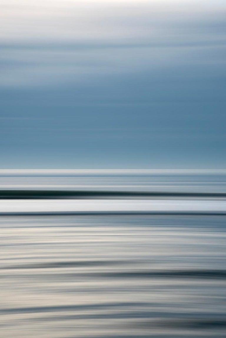 John Duckworth Print - Isle of Palms 95074, Seascape Fine Art Photography, Plexiglass, Signed