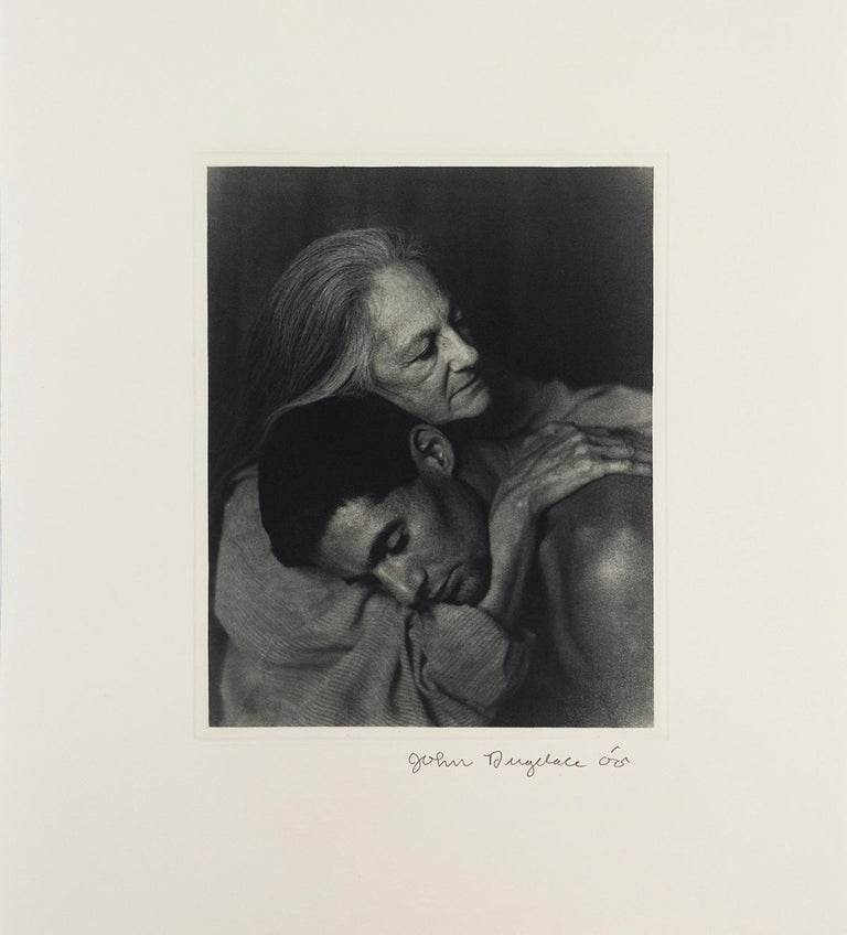 The Artist's Mother - Contemporary Photograph by John Dugdale