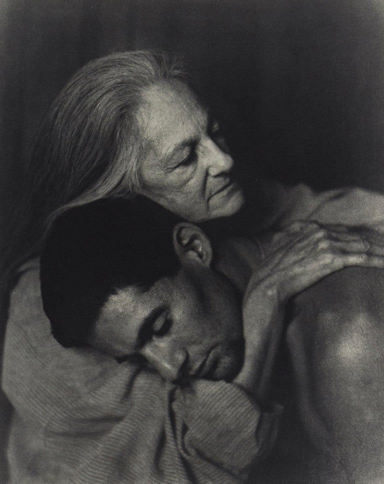 The Artist's Mother - Photograph by John Dugdale
