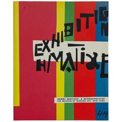 John Elderfield, Henry Matisse: a Retrospective, MoMA, First Edition, 1992